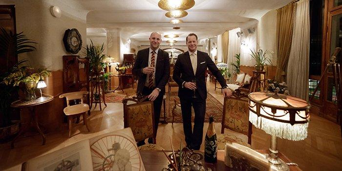 Kevin och Jonas