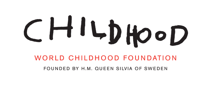 World Childhood Foundation banner