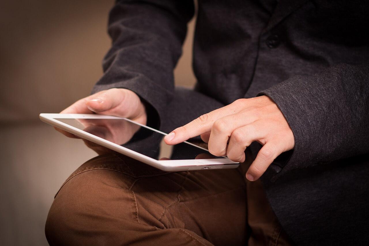 Begränsa barns surfande med app