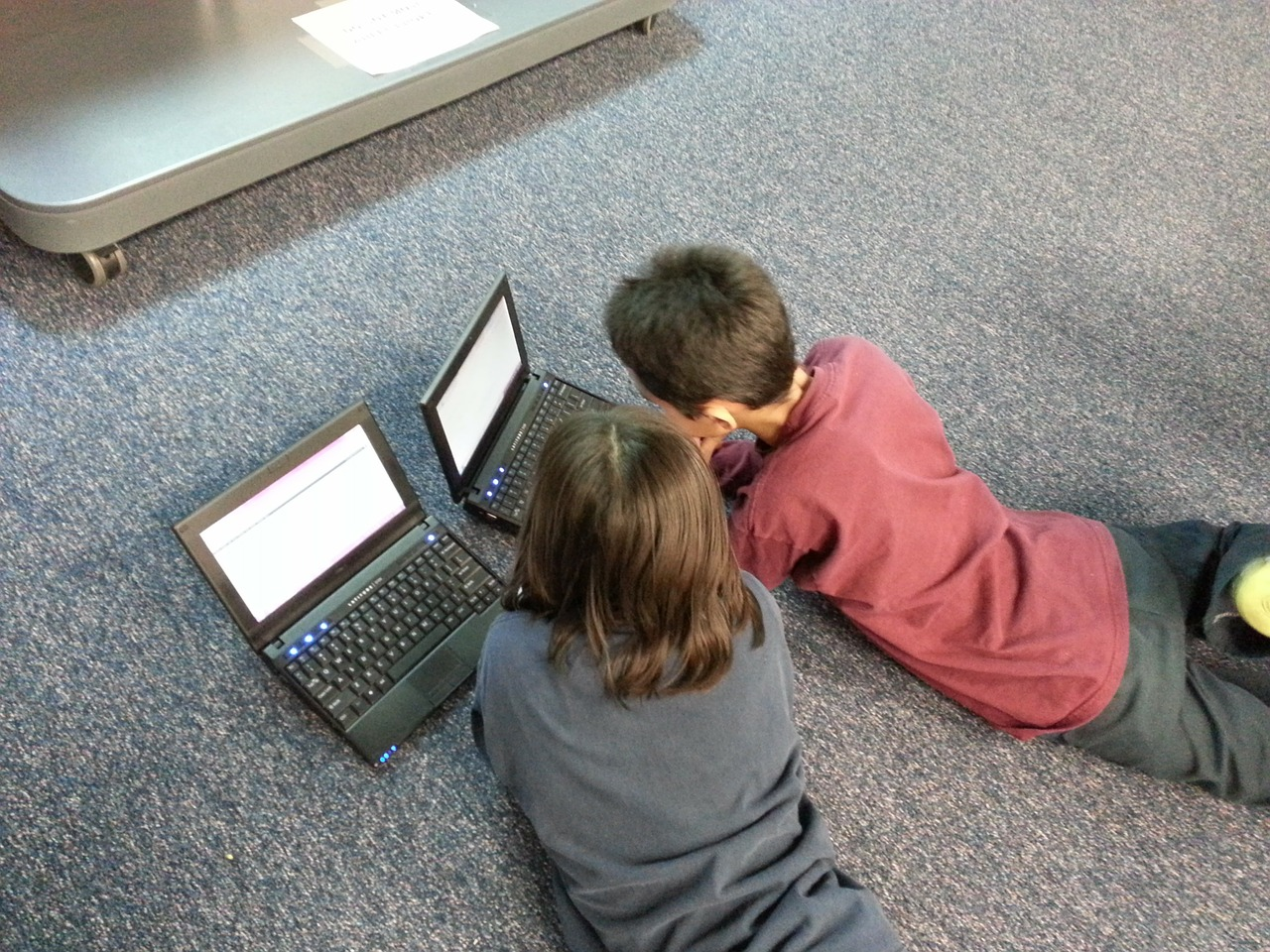 dator till barn